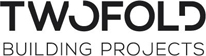 TWOFOLD Building Projects Logo