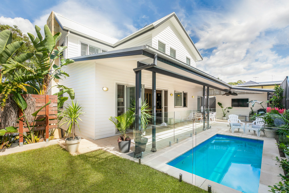 131 Burraneer Bay Road BURRANEER renovation rear builders sutherland shire