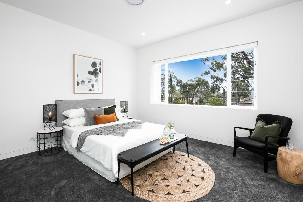 Duplex 28B Dolans Road WOOLOOWARE bedroom builders sutherland shire