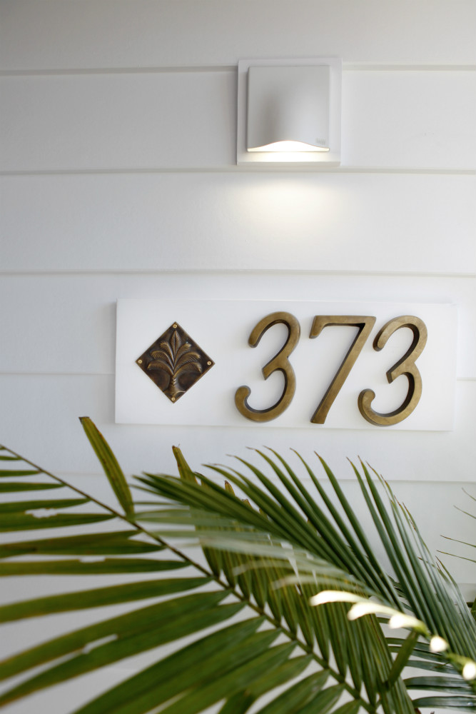 the palm house 373 Woolooware road BURRANEER entry numbers