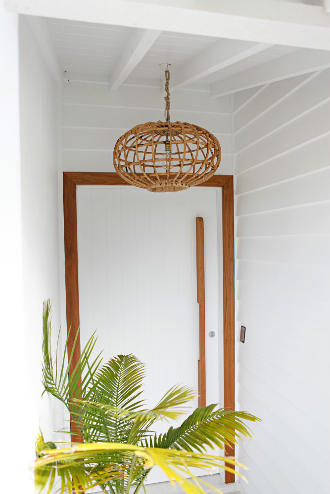 the palm house 373 Woolooware road BURRANEER pendant