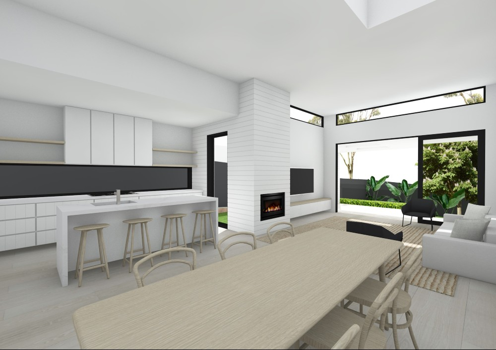 Gymea Duplex Interior 1 A