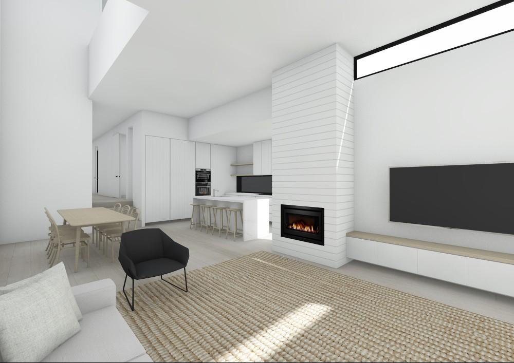 Gymea Duplex Interior 2 A