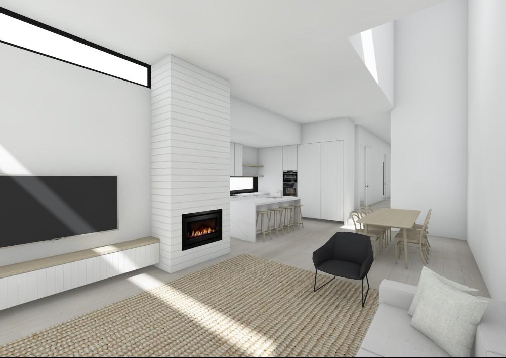 Gymea Duplex Interior 2 B