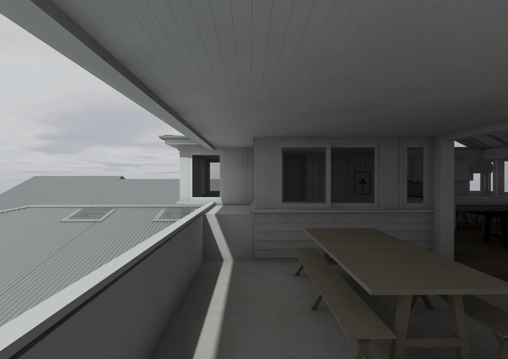 Smarts Crescent Burraneer Balcony