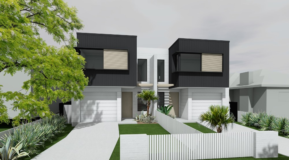 Burraneer Bay Road Caringbah South Duplex Front